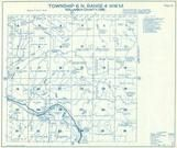 Township 6 N., Range 4 W., Nehalem River, Windy Mtn., Columbia County 1956